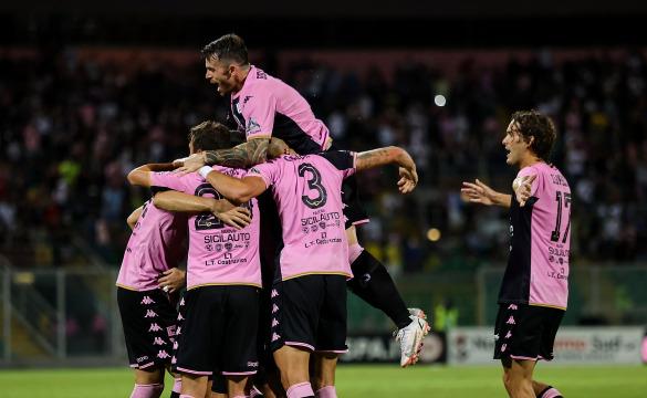 Palermo-Latina 2-0: la photogallery