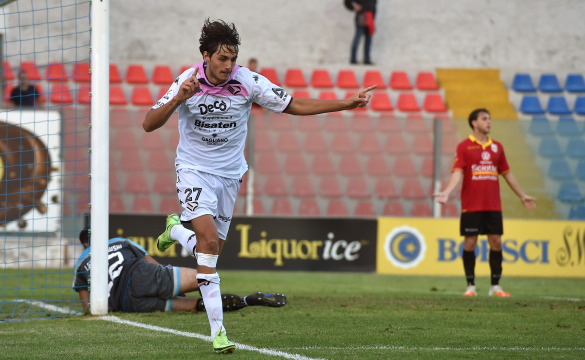 ACR Messina-Palermo 1-1: photogallery