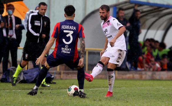 Taranto-Palermo 3-1: la photogallery