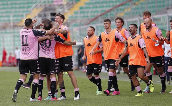 Palermo-Monopoli 2-1: la photogallery