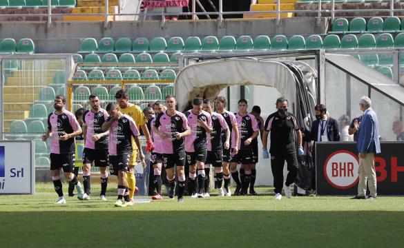 Palermo-Catanzaro 0-0: la photogallery