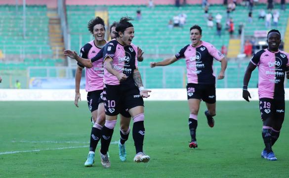 Palermo-Campobasso 3-1: la photogallery
