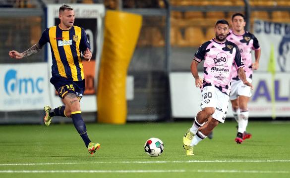 Juve Stabia-Palermo 0-0: la photogallery