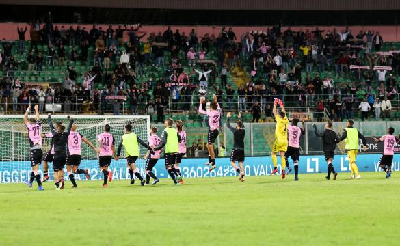 Palermo-Foggia 3-0: la photogallery