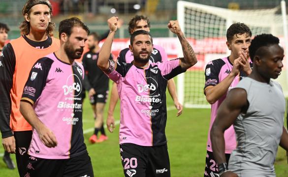 Palermo-V. Francavilla 1-0: la photogallery