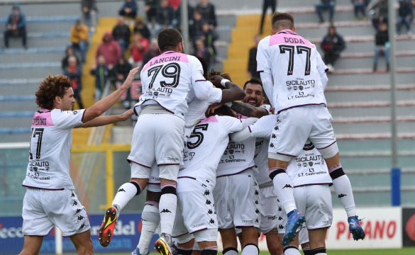 Vibonese-Palermo 1-3: la photogallery