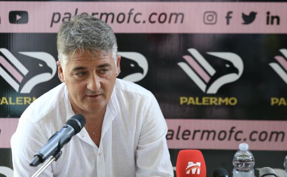 ROBERTO BOSCAGLIA PRESENTATION PRESS CONFERENCE VIDEO