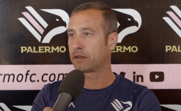 MARCO NASTASI AT PALERMOFC.COM VIDEO