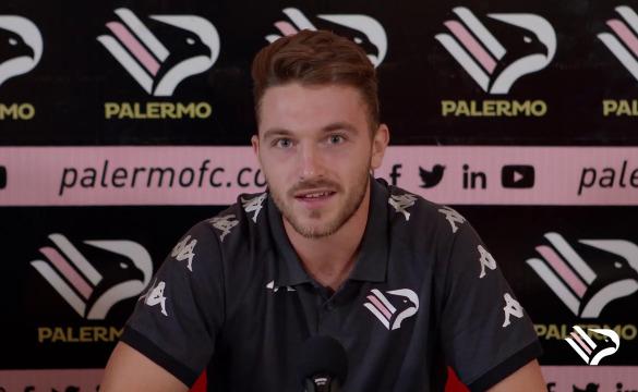 NICCOLò CORRADO PRESS CONFERENCE VIDEO