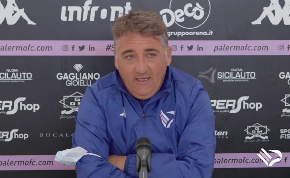 ROBERTO BOSCAGLIA PRESS CONFERENCE