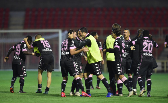 CATANZARO-PALERMO 1-1 GLI HIGHLIGHTS