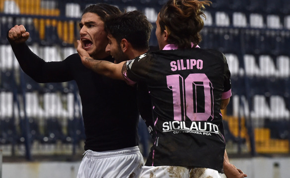 CAVESE-PALERMO 0-1 HIGHLIGHTS