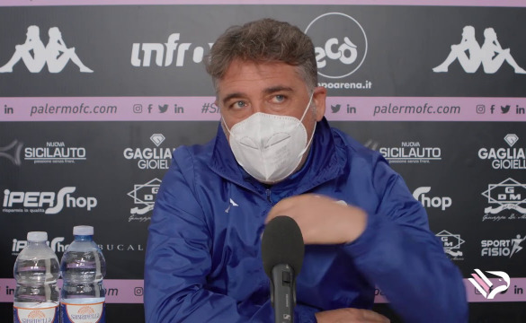 MISTER BOSCAGLIA PRESS CONFERENCE