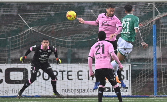 Avellino-Palermo Le interviste in mixed zone