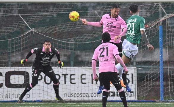 Avellino-Palermo Mixed zone