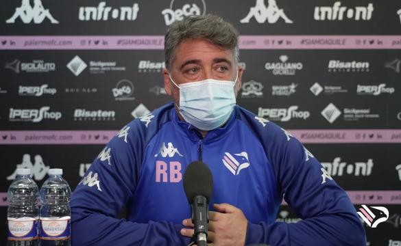 MISTER BOSCAGLIA PRESS CONFERENCE