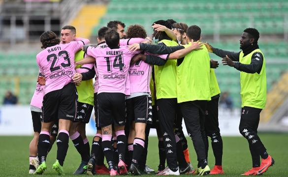 Palermo-Bisceglie 3-1 Gli Highlights