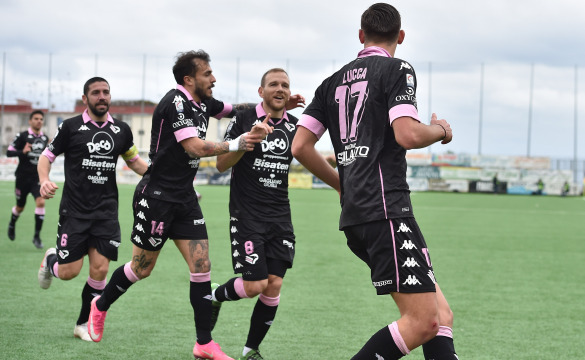 Turris-Palermo 1-2 Gli highlights