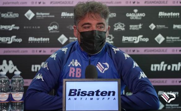 La conferenza di Mister Boscaglia