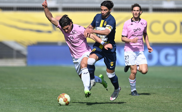 Viterbese-Palermo 1-0: highlights