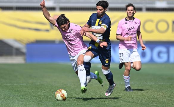 Viterbese-Palermo 1-0: gli highlights