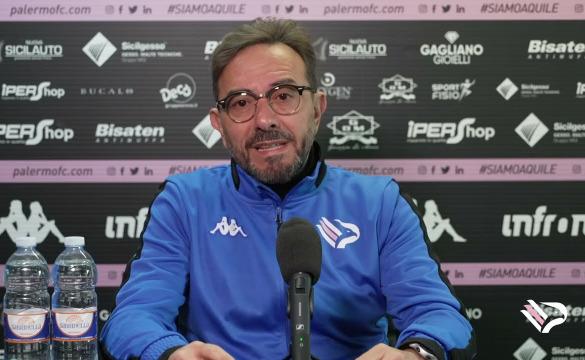 """Primavera, Palermo-Catania. Mister Capodicasa: """"derby bellissimo"""""""