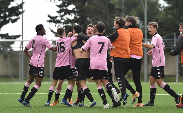 Primavera 3: Palermo-Catania 2-2 Highlights