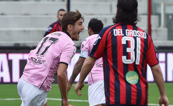 Casertana-Palermo 2-3: gli highlights