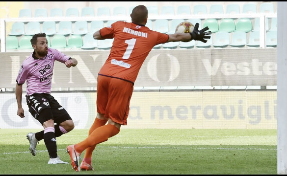 Palermo-Vibonese 0-0: highlights