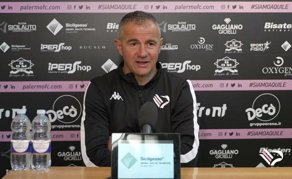 Palermo-Foggia 1-0: le interviste in mixed zone