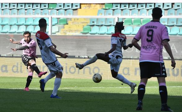 Palermo-Foggia 1-0: gli highlights