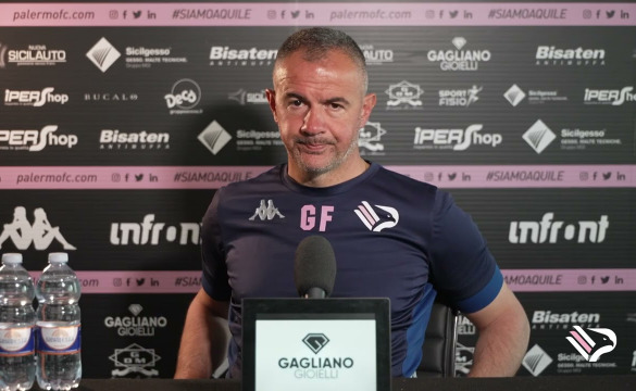 Mister Filippi press conference