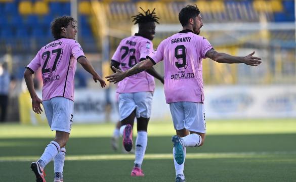 Juve Stabia - Palermo 0-2: gli highlights