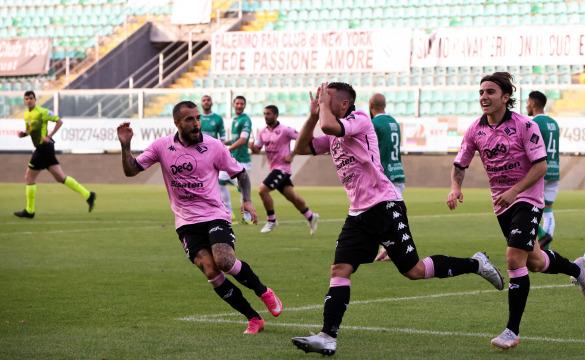 Palermo-Avellino 1-0: gli highlights