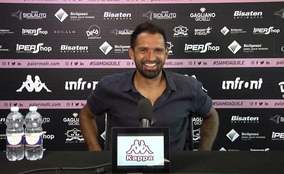 La conferenza di Mario Alberto Santana