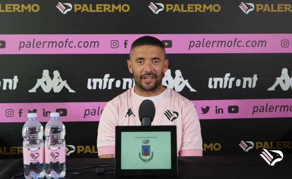 Summer training 2021: Francesco De Rose press conference