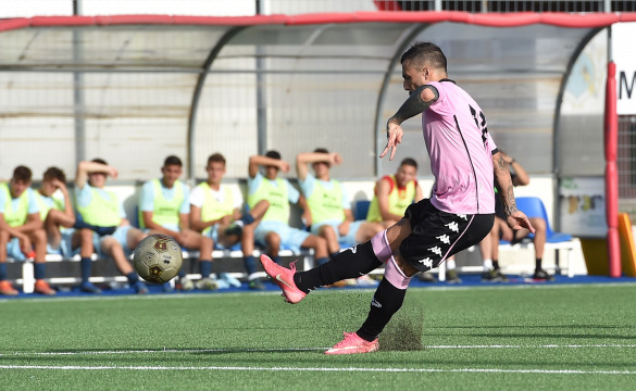 Monopoli-Palermo 0-1: highlights