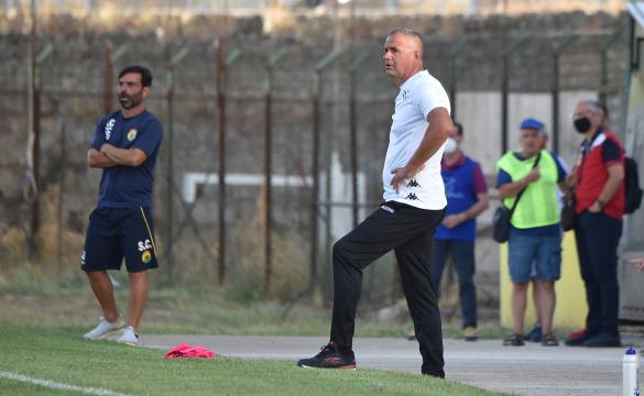 Enna-Palermo: Mister Filippi nel post-partita