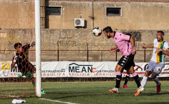 Enna-Palermo 1-1: gli highlights del match