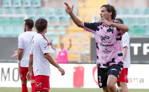 Palermo-Picerno 4-1: gli highlights