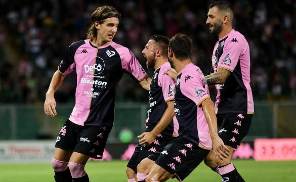 Palermo-Latina 2-0: gli highlights