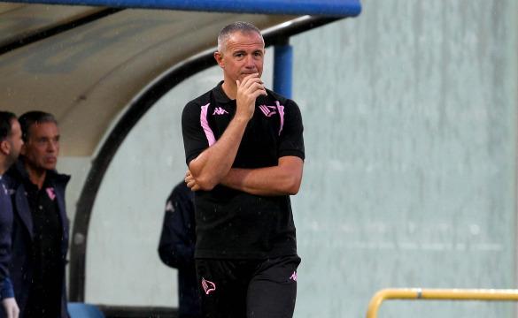 Taranto-Palermo: le interviste nel post-partita