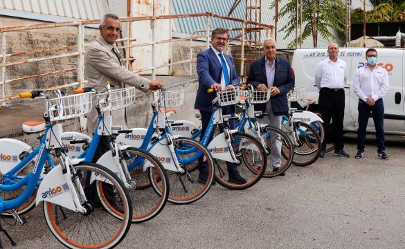 Nuovo cicloparcheggio: gli interventi di Palermo e AMAT