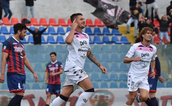 Vibonese-Palermo: mixed zone